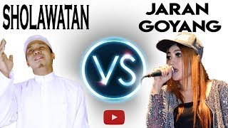 Video SHOLAWATAN ANTI JARAN GOYANG - Parody Nella Kharisma ( Music Video ) COVER MP3, 3GP, MP4, WEBM, AVI, FLV Januari 2019