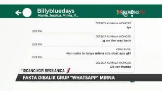 """Video Fakta di Balik Grup """"Whatsapp"""" Mirna MP3, 3GP, MP4, WEBM, AVI, FLV Desember 2018"""