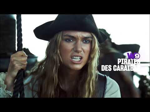Pirates des Caraïbes 2 Le secret du coffre maudit - Coming Next W9