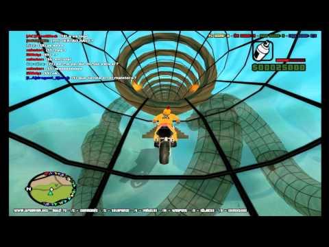 GTA San Andreas SAMP - Rampa No Tan Mortal