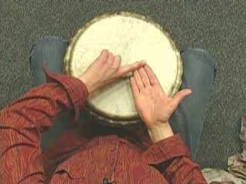 How to Play the Djembe : Jim Donovan's Rhythmic Foundation