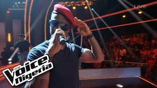 """Chike sings """"Pull Over"""" / The Voice Nigeria 2016"""