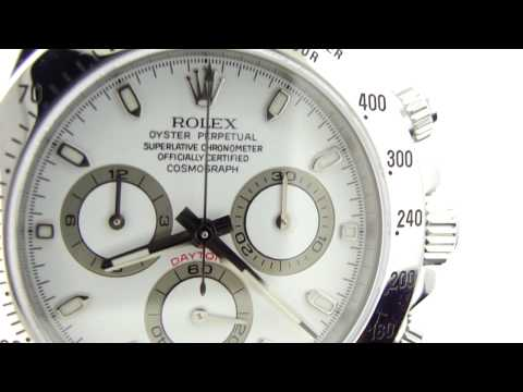 comment regler l'heure sur une rolex