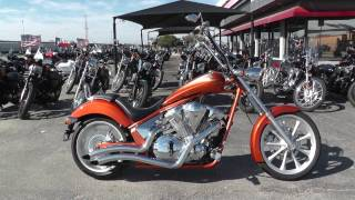 7. 100971 - 2011 Honda Fury   VT1300CX - Used motorcycles for sale