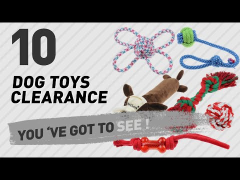 Dog Toys Clearance // Pets Lovers Most Popular