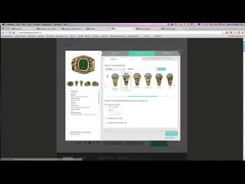 Design a Class Ring - How to Build Your Own Custom Ring