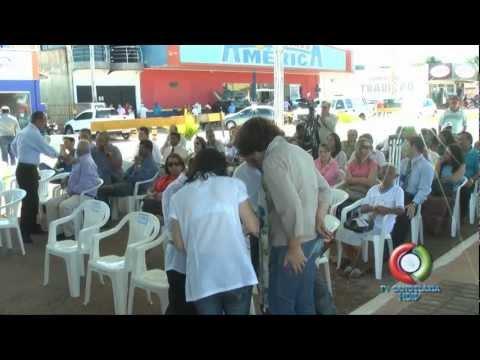 INAUGURAÇÃO AGÊNCIA INSS EM ALTA FLORESTA