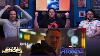 Marvel Studios' Avengers: Endgame - Official Trailer Reaction