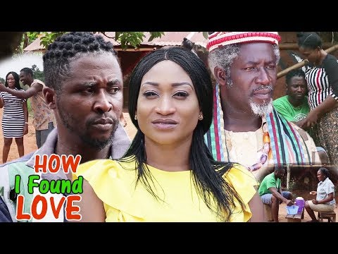 How I found Love 1&2 -  2018 Latest Nigerian Nollywood Movie ll Trending Movie ll African Movie