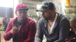 """Jimmy Da Saint Talks About The Start Of ICH Gang And How He Met The REAL Ricky Ross """"Jimmy Da S"""