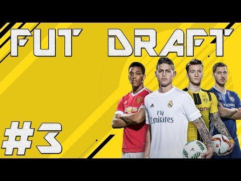 FIFA 17 | FUT DRAFT | NESKUTEČNÉ DRAMA!? | #3 | CZ/SK