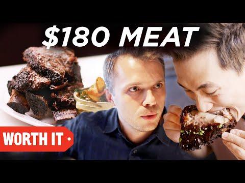 $29 Vs. $180 Family-Style Meats - Thời lượng: 14 phút.