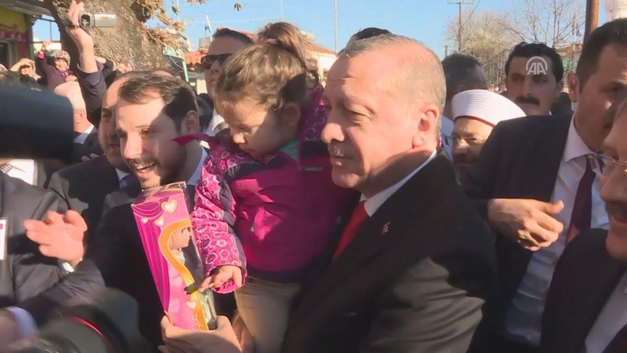 Στην Κομοτηνή ολοκληρώθηκε η επίσκεψη Ερντογάν