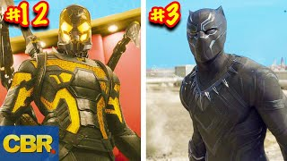 Video MCU Characters Suits Ranked From Worst To Best Looking MP3, 3GP, MP4, WEBM, AVI, FLV Maret 2019