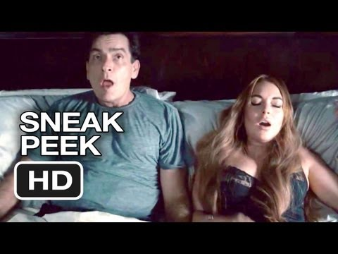 Scary Movie 5 Sneak Peek (2013) - Charlie Sheen, Lindsay Lohan Movie HD
