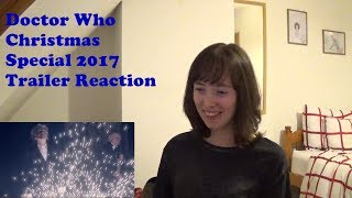 Twice Upon A Time...Doctor Who Christmas Special 2017 trailer reaction. Please like, comment, and subscribe. Thank you.