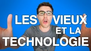 Video Cyprien - Old people and technology MP3, 3GP, MP4, WEBM, AVI, FLV November 2017