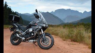 8. 2017 Moto Guzzi Stelvio 1200 NTX Review