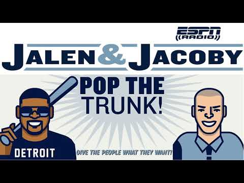 Jalen and Jacoby Podcasts - LeBron's Next Stop, Carson Wentz Hurt, Oladipo At Home (12/11/2017)