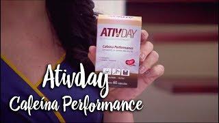 Ativday Cafeína Performance
