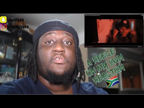 A-Reece - On My Own (Official Music Video) *SOUTH AFRICAN RAP REACTION*