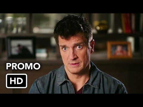 """The Rookie 3x07 Promo """"True Crime"""" (HD) Nathan Fillion series"""