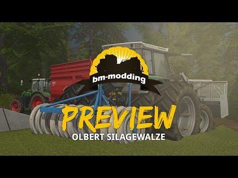Olbert Silageroller SW 300 v1.0.0.0