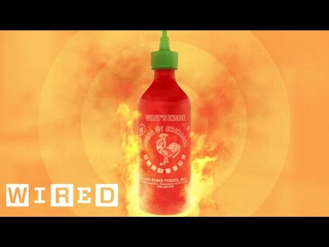 Here  s What  s Inside Every Bottle of Sriracha