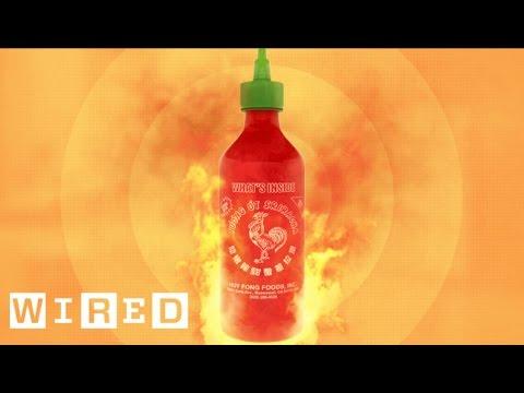 Here  s What  s Inside Every Bottle of Sriracha