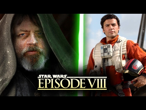 Star Wars Episode 8 - Luke Skywalker's Huge Connection to Poe Dameron