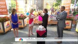 Dylan Dreyer - Tight Dress And Nice Legs In Stiletto Heels
