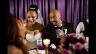 Toby And Aman | Ethiopian Wedding At The Seattle Design Center!