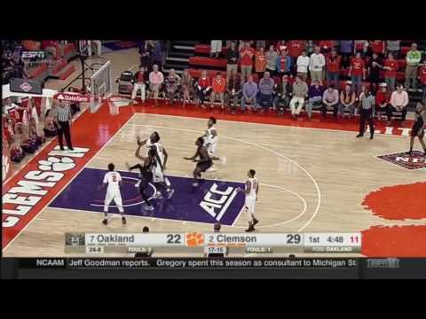 2016-17 Clemson Highlights