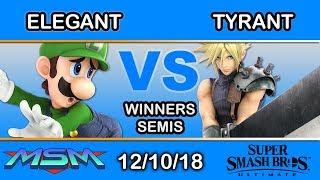 Nonton Msm 169   Elegant  Luigi  Vs  Tyrant  Rob Cloud  Winners Semi   Smash Ultimate Film Subtitle Indonesia Streaming Movie Download