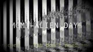 Alien Days MGMT