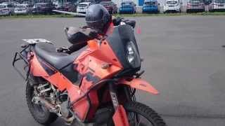 2. 5,2 ft: too short for a KTM 950 Adventure?