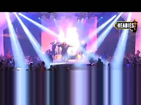 The Headies Award Night - Brand New Hyundai ix35 for Sean Tizzle for his Next Rated Award