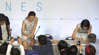 『海街diary』カンヌ国際映画祭記者会見(その9)