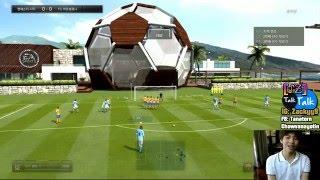 [รีวิว] FIFA Online 3 - เอนจิ้นใหม่!! (+เทคนิกเล่นเซิฟเกาหลี!), fifa online 3, fo3, video fifa online 3
