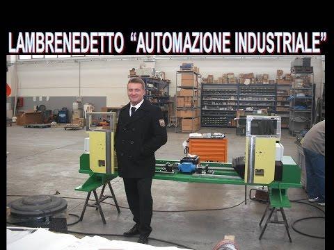 Lambrenedetto spiega il suo lavoro !!!  ( Automazione Industriale e Revamping )