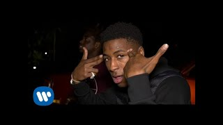 YoungBoy Never Broke Again - Chosen One (feat. Kodak Black) [Official Video]