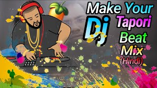 image of How To Remix Tapori Mix Dj Songs (Hindi)In Phone | Free Download Tapori Sample Loops Pack