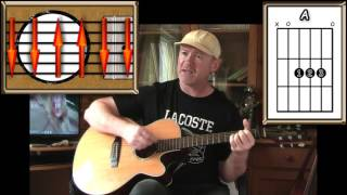 Beautiful - Christina Aguilera - Acoustic Guitar Lesson