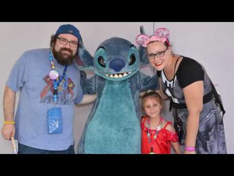 Our 2nd Trip To Walt Disney World - Day #2 | Part 2 - July. 6, 2017