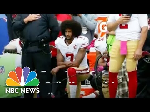 A Timeline Of The NFL Protests | NBC News