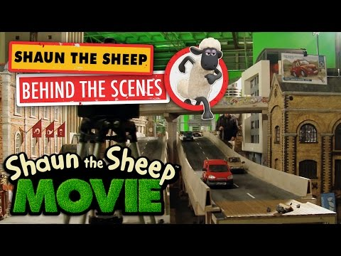 Shaun the Sheep The Movie - Behind the Scenes