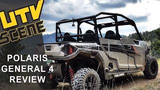 9. Polaris General 4 Ride Review