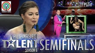 Video Pilipinas Got Talent 2018 Semifinals: Rico The Magician - Stage Magic MP3, 3GP, MP4, WEBM, AVI, FLV April 2018