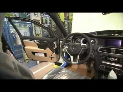 مصنع - طريقة صنع السيارات لديهم بدقة عالية جداً وبحرفية عالية الجودة .