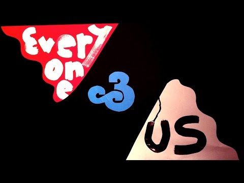 Watch the animated video for 'Everyone And Us' by Peaking Lights